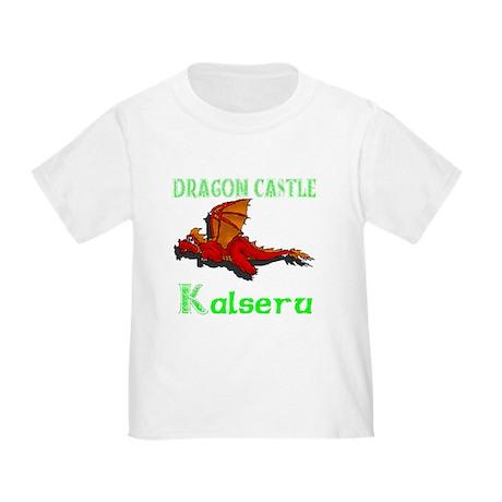 Dragon Castle Toddler T-Shirt