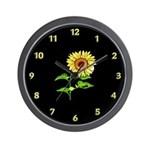 Sunflower Clocks Wall Clock