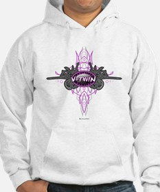 American VTwin Passion Violet Hoodie