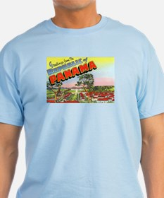 Panama Greetings T-Shirt