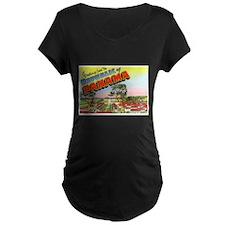 Panama Greetings (Front) T-Shirt