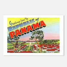 Panama Greetings Postcards (Package of 8)