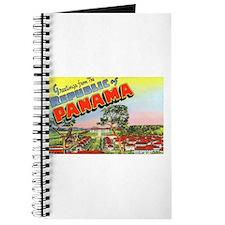 Panama Greetings Journal