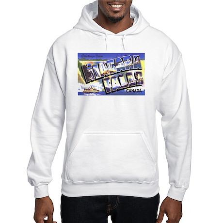Niagara Falls Canada Hooded Sweatshirt