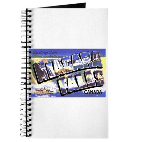 Niagara Falls Canada Journal
