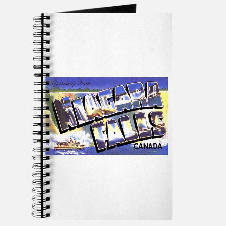 Niagara Falls Canada Journal