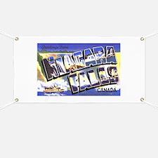 Niagara Falls Canada Banner