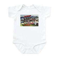 Saint Simons Island Georgia Infant Bodysuit