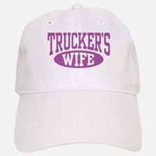 Trucker's Wife Baseball Baseball Cap