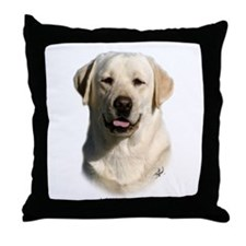 Labrador Retriever 9Y383D-267 Throw Pillow