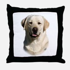 Labrador Retriever 9Y383D-267 Throw Pillow