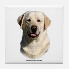 Labrador Retriever 9Y383D-267 Tile Coaster