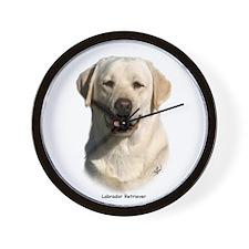 Labrador Retriever 9Y383D-267 Wall Clock
