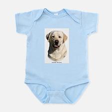 Labrador Retriever 9Y383D-267 Infant Bodysuit