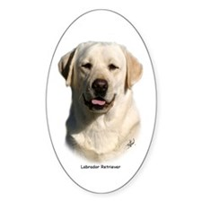 Labrador Retriever 9Y383D-267 Decal