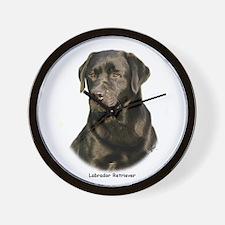 Labrador Retriever 9Y245D-018 Wall Clock