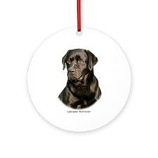Labrador Retriever 9Y245D-018 Ornament (Round)