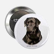 """Labrador Retriever 9Y245D-018 2.25"""" Button (10 pac"""