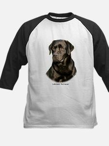 Labrador Retriever 9Y245D-018 Kids Baseball Jersey
