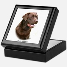 Labrador Retriever 9Y243D-004a Keepsake Box