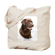 Labrador Retriever 9Y243D-004a Tote Bag