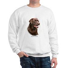 Labrador Retriever 9Y243D-004a Sweatshirt