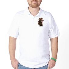Labrador Retriever 9Y243D-004a T-Shirt
