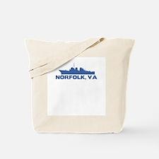 Norfolk, VA Tote Bag
