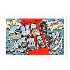 Gulf Coast Greetings Postcards (Package of 8)