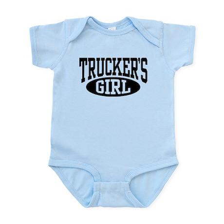 Trucker's Girl Infant Bodysuit