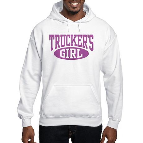 Trucker's Girl Hooded Sweatshirt