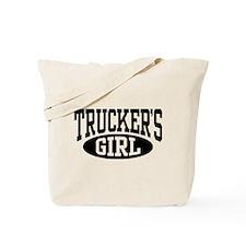 Trucker's Girl Tote Bag