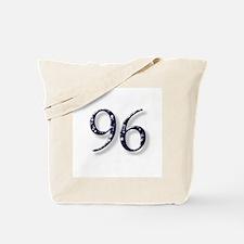 96 Smokin Joe Tote Bag