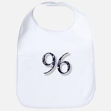 96 Smokin Joe Bib