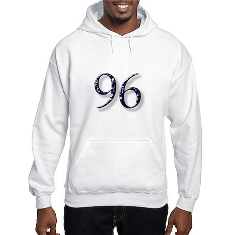 96 Smokin Joe Hooded Sweatshirt