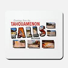Tahquamenon Falls Michigan Mousepad