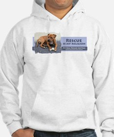 Rescue is my religion Hoodie