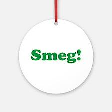 Smeg Ornament (Round)
