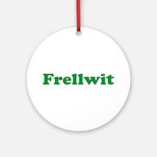Frellwit Ornament (Round)