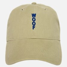 WOOF/BLUE MOSAIC Baseball Baseball Cap
