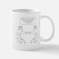 Cute Stoned apes Mug