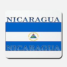 Nicaragua Nicaraguan Flag Mousepad