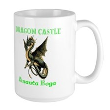 Dragon Castle Mug