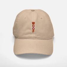 WOOF/MULTI MOSAIC Baseball Baseball Cap