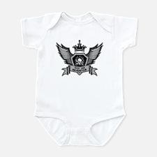 Kick Ass Inventor Infant Bodysuit