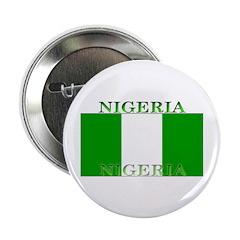 Nigeria Nigerian Flag 2.25
