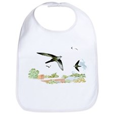 Chimney Swift Bib