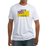 Niue Fitted T-Shirt