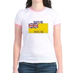 Niue Jr. Ringer T-Shirt