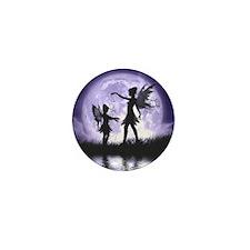 Fairy Sisters Mini Button